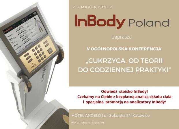 """V Ogólnopolska konferencja """"Cukrzyca. Od teorii do codziennej praktyki"""""""