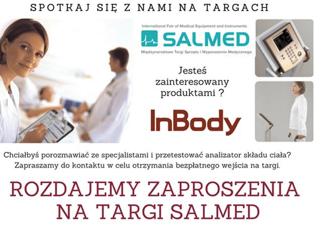 Rozdajemy zaproszenia na targi SALMED 2018