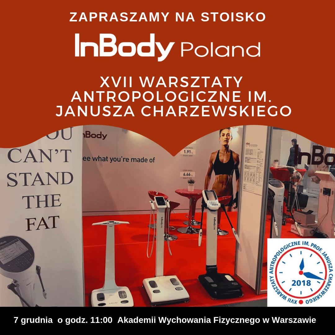 Warsztaty Antropologiczne na AWF w Warszawie