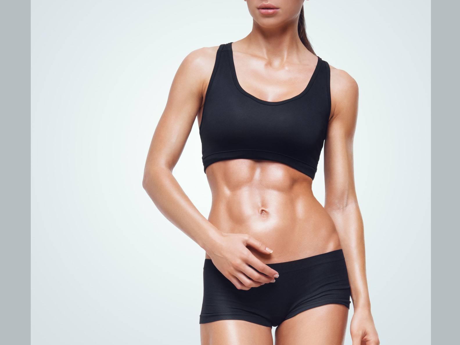 Jak prawidłowo ćwiczyć mięśnie brzucha aby były zarysowane