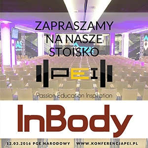 InBody na Passion Education Inspiration 2016