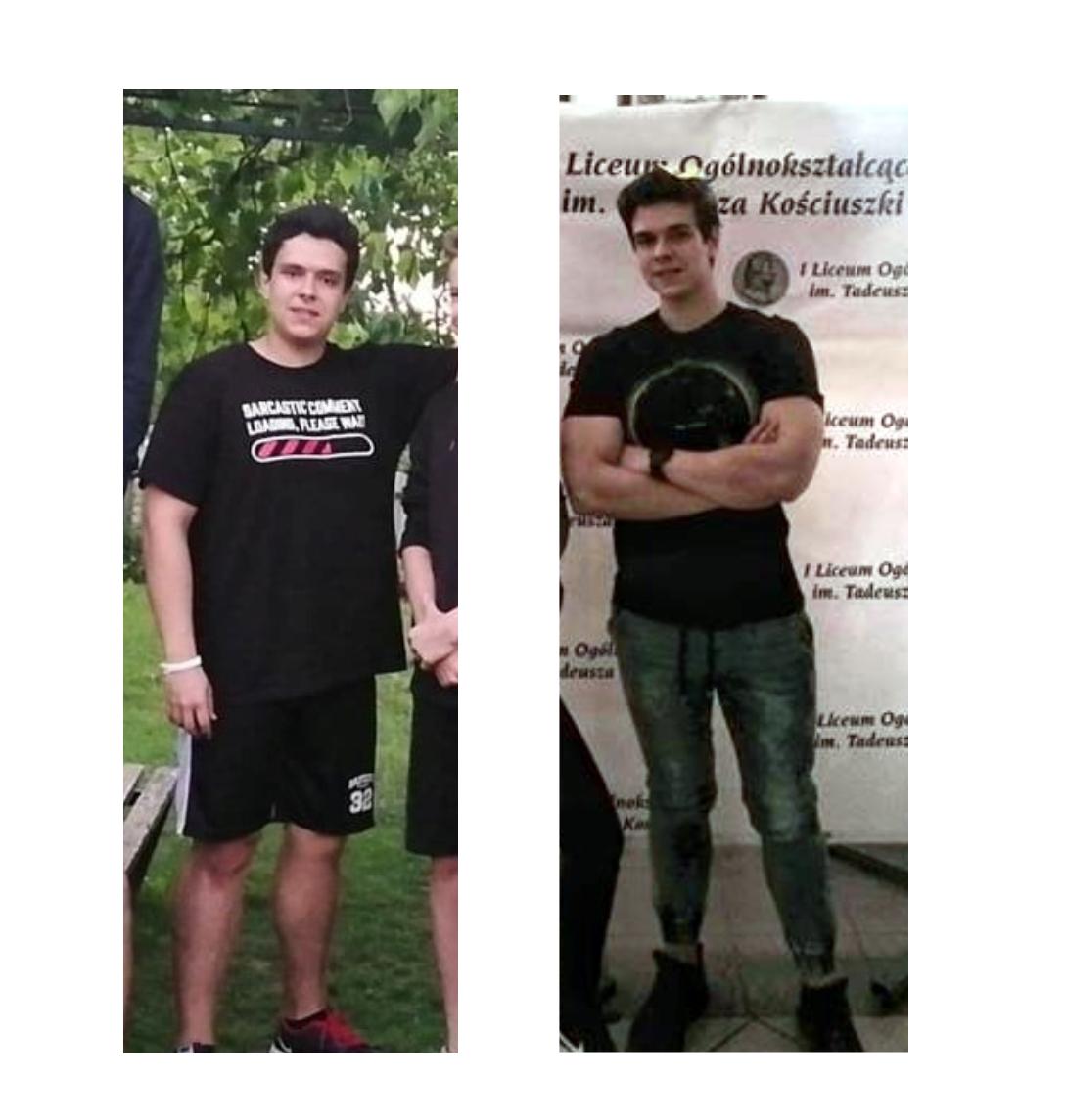 Mój sukces to 14kg mniej w 2,5 miesiąca