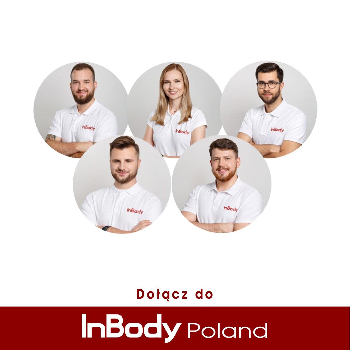 InBody Poland szuka Przedstawiciela Handlowego na północną Polskę!
