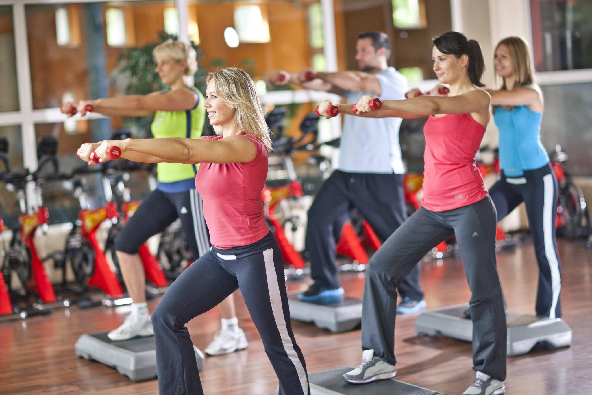 Efektywność zajęć grupowych fitness