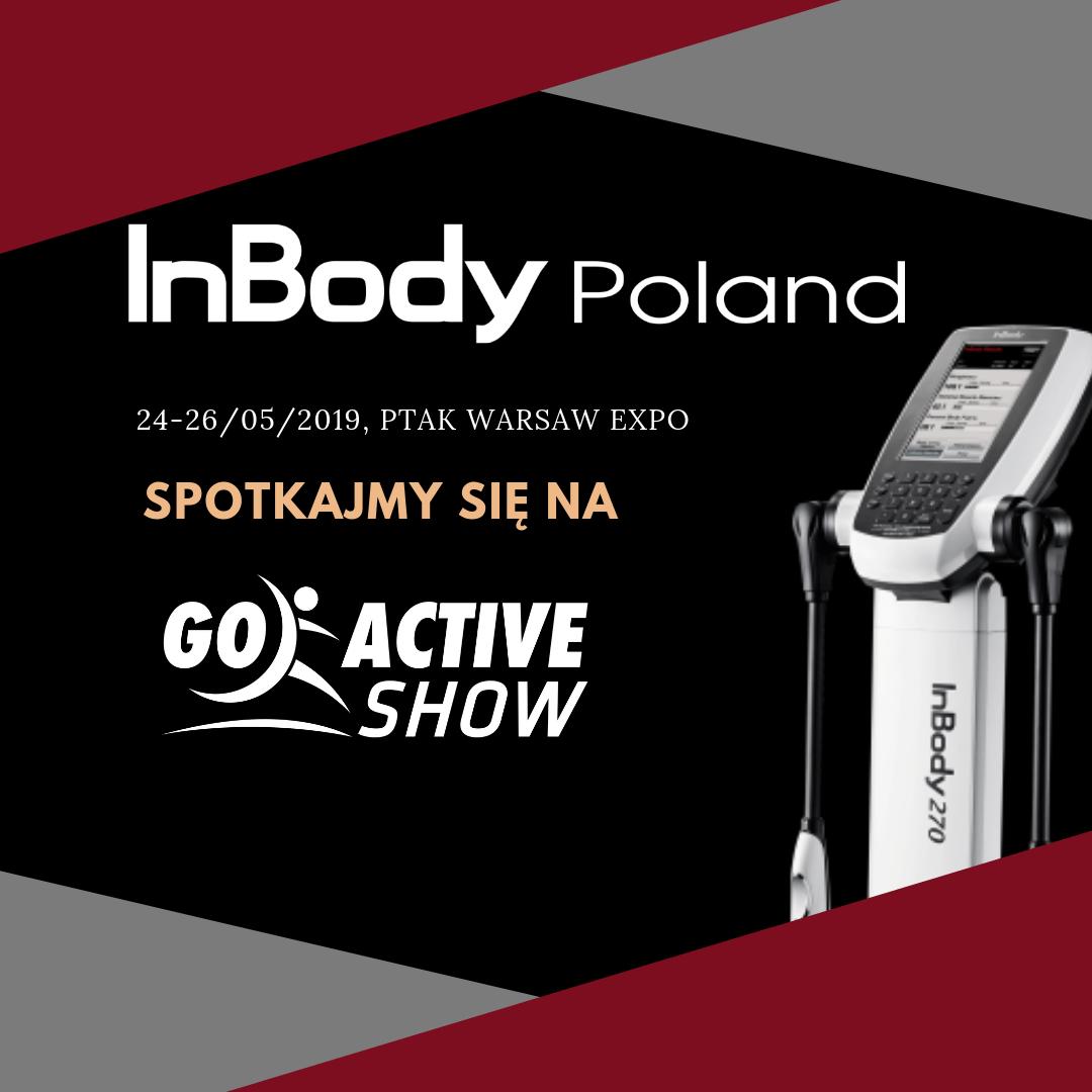 Go Active Show 24-26.05.2019 Warszawa