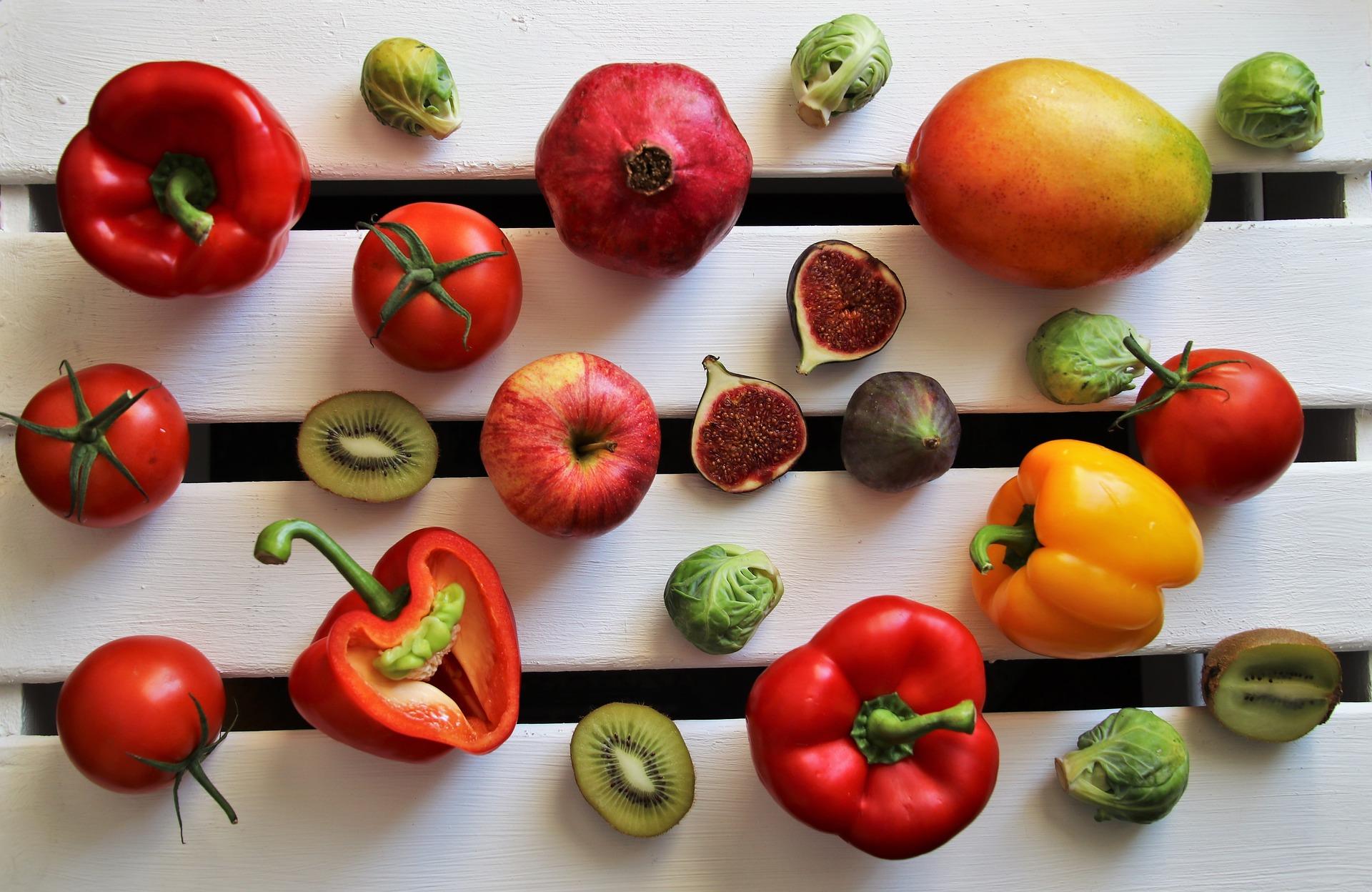 Jedzmy warzywa i owoce!